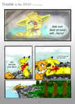 Trouble in the Midst: Pg3_Ch1 by Skyrocker4cats