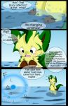 Pokemon Mystery Dungeon Gates To Infinity Page 2 by Zander-The-Artist