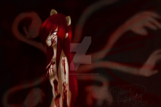 Lucy by MadameMcSpooky
