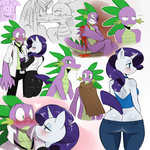 MLP Doodles 01 by ss2sonic