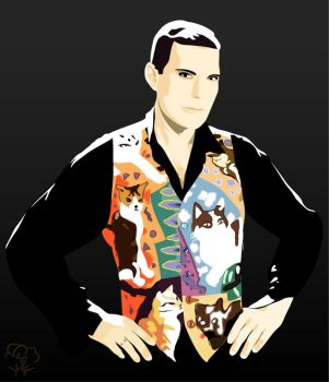 Freddie Mercury 2 by ness84