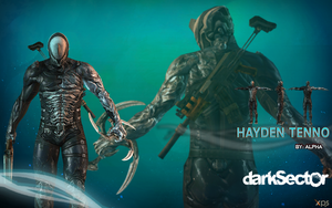 Dark Sector - Hayden Tenno by XNASyndicate