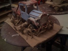 ceramic 3 project : ceramic truck (Updated) by ownerfate
