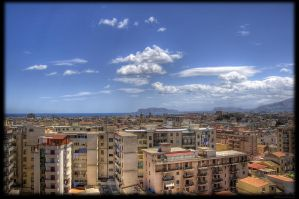 Palermo in HDR 2 by blackandecker
