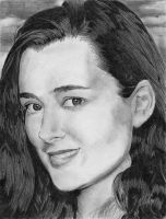 Cote de Pablo - Ziva David by Fallen-Immortal