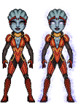 Mass Effect 3: Samara by haydnc95