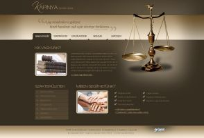Lawyer design by OakmE