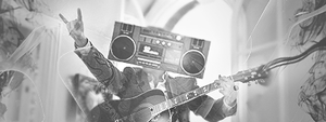 Boombox Head by Wth-Iz-This