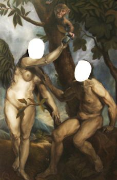 :: Adam and Eve :: by stoic1985