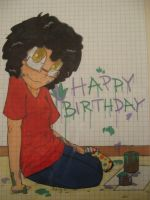 Happy B-day :D by Belly-Button-Monster