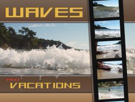 Waves and Vacations by danground