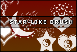 Star - like brush by Faeth-design