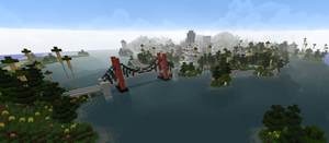 The City of San Franco by ThatOneCanadianGuy
