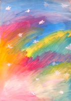 Background 04 Stardust by Aneth