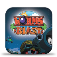worms blast icon by femfoyou