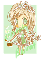 COLLAB ADOPTABLE | Spring c: by surlinaa