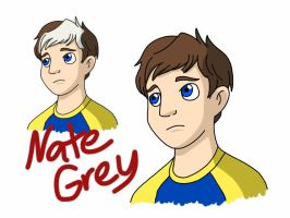 What all the Nate Greys have been on every Earth by SuperheroGeek13