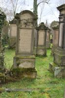 Jewish Cemetery Stock 27 by Malleni-Stock