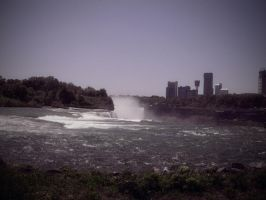 a view of niagara and canada by mysteriousfantasy
