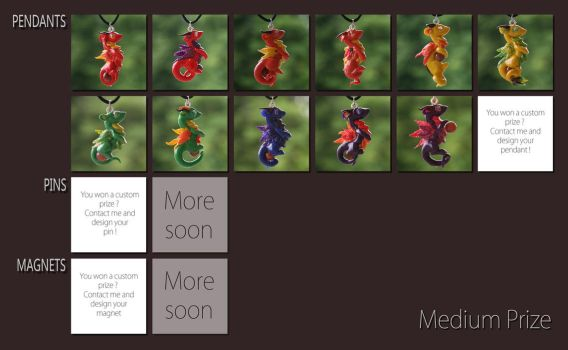 Medium prize sheet for Crafters-United' challenges by Akalewia