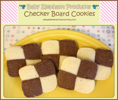 .: Checkered Cookies :. by moofestgirl