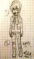 1 -Normal Clothes: Reese- by MadPan-Inc