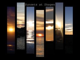 Sunsets at Skagen by KasFEAR