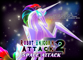 Rua 2: Space Attack by thestoicmachine