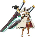 Ramlethal (Guilty Gear Xrd) by RieyTails