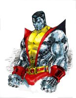 Colossus by Jim Lee by Aratafinwe