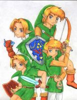 Link's Looks by Malu-CLBS