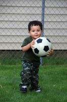 Little Soccer Man by olearysfunphotos