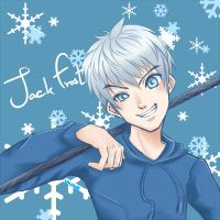 Rise of The Guardians - Jack Frost by unnicia