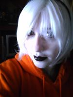 Closet cosplay: Rose Lalonde by doodle-dee