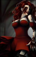 The Zombie Queen by Sarky-Sparky