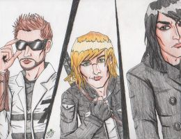 Helix- The Group by Obsidian-Scion