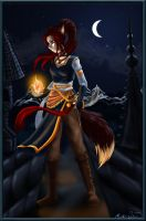 Flame Assassin by SparkOut1911