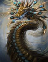 Serbus' Dragon by Ranarh