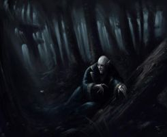 Nosferatu's Night Hunt by dominuself
