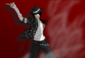 Michael Jackson - The King of Pop by theSN3S