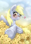 MLP FIM - Mrs Muffin King Derpy Livestream by Joakaha