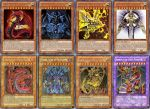 Egyptian Gods and Sacred Beasts by toailuong
