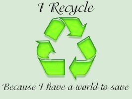 recycle by romi-kun