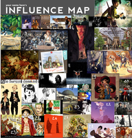 My Influence Map Meme by Ammyna