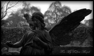 For my fallen Angel by ArkanumTenebrae
