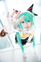 ODDS and ENDS Hatsune Miku by kenntee