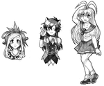 Commission examples/ prices! by Kurigaru