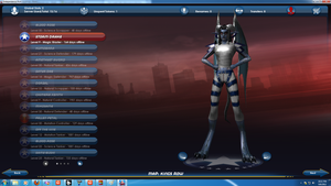 Storm Drake - City of Heroes by Thrythlind