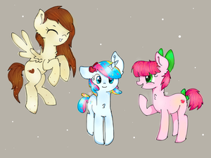 Contest Entry by Pink Flutter by LiaAqila