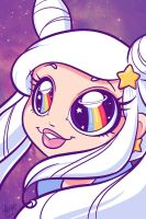 Baby Universe by zombielily